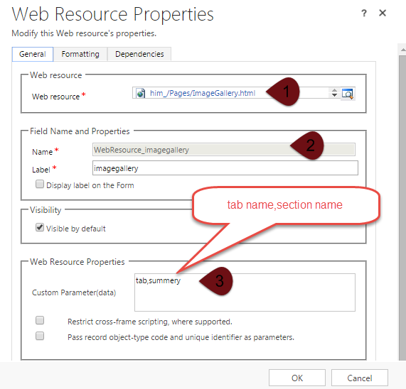 Image Gallery Utility for Dynamics CRM | HIMBAP