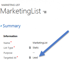 marketinglist