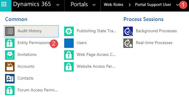 Accessing Cases of Sub Accounts- Dynamics 365 Portal | HIMBAP