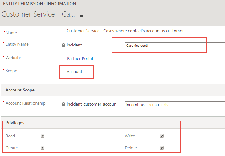 Accessing Cases of Sub Accounts- Dynamics 365 Portal | HIMBAP