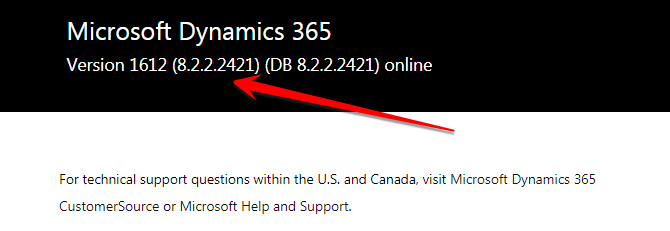 Reset your Dynamics 365 V9 Trial to V8 2 | HIMBAP